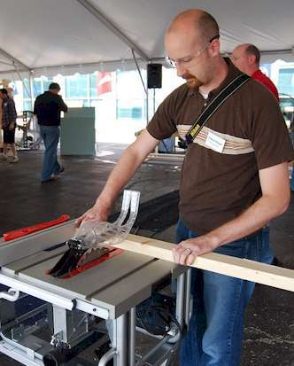 Table saw showdown