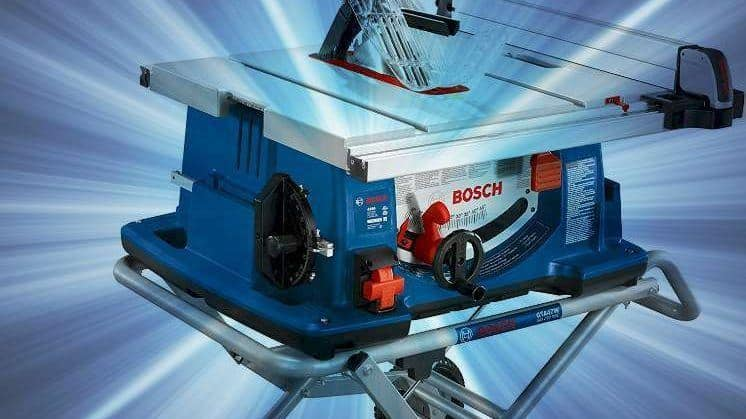 Bosch Power Tools 4100-10 Table Saw Review